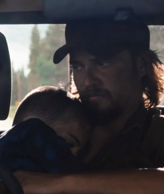 Safe in Daddy's Arms - Yellowstone Season 2 Episode 10 - TV