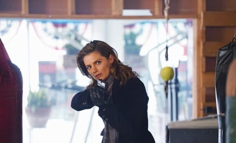 The Hottest Detective - Castle Season 7 Episode 17