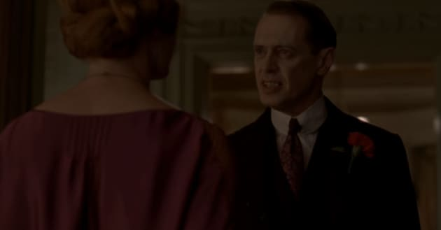 Nucky Gives Reminder