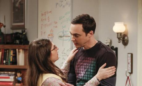 The Summer Position - The Big Bang Theory