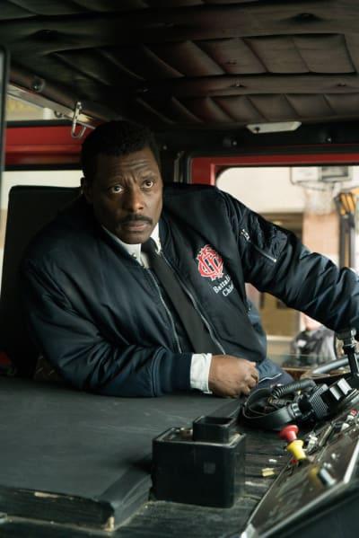 Taken Hostage - Chicago Fire