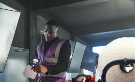 Ryan at Kerblam! - Doctor Who Season 11 Episode 7