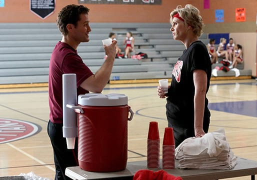 Will and Sue - Glee Season 6 Episode 12