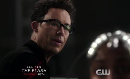The Flash Promo: Grodd Returns!!!!!!