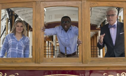 The Good Place Season 2 Episode 6 Review: The Trolley Problem