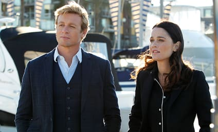 The Mentalist Review: The Ghoul at Sea