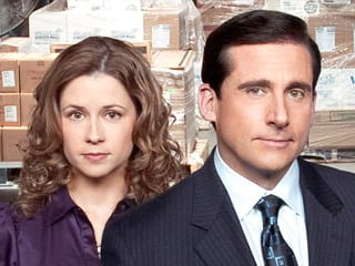 Michael and Pam