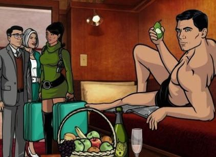 Watch Archer Season 1 Episode 7 Online