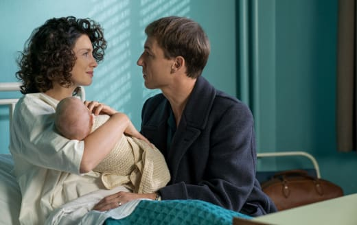 Having the Baby - Outlander