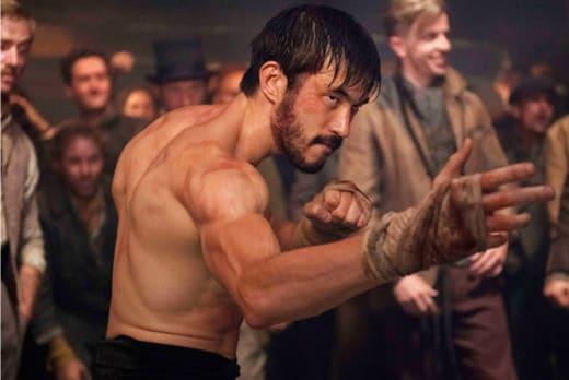 Warrior Fight Scene