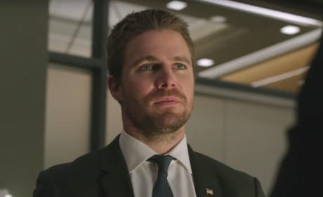 Oliver In Trouble - Arrow