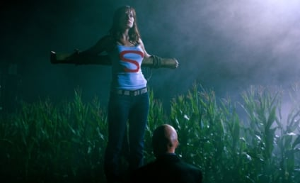 New Smallville Season Preiere Pics: Lois in Trouble!