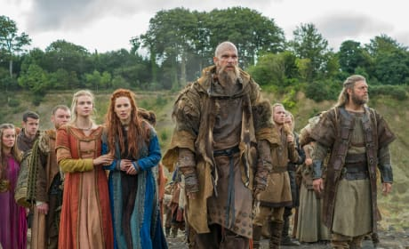Floki's New Land - Vikings Season 5 Episode 7