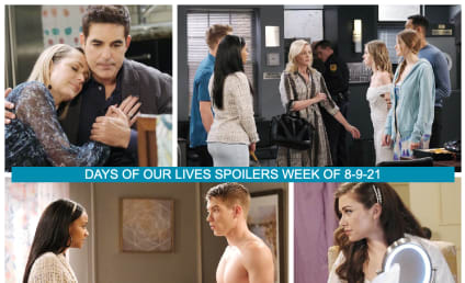 Days of Our Lives Spoilers Week of 8-09-21: The Truth Has Consequences