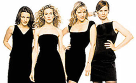 Sex and the City Cast Picture