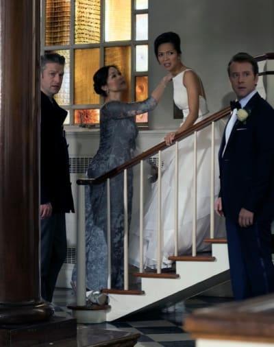 A Shocked Wedding Party - Law & Order: SVU Season 20 Episode 19