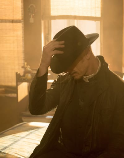 Tipping His Hat - The Exorcist Season 1 Episode 10