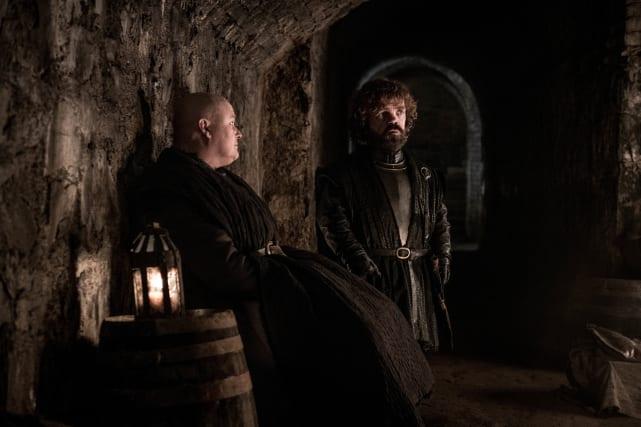 Hiding Out - Game of Thrones Season 8 Episode 3