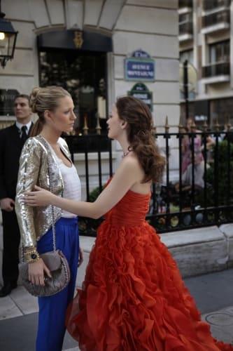Gossip Girl Season 4 Episode 1 Quotes: Paris, Serena And Blair