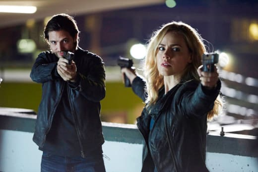 Cole and Cassie At Odds - 12 Monkeys