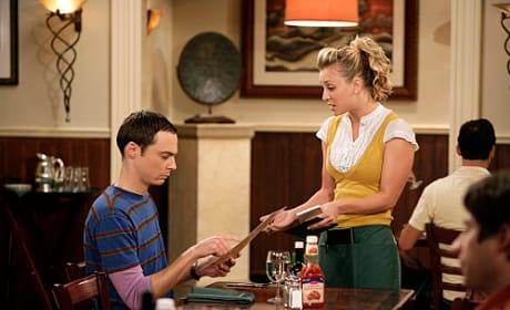 Sheldon Visits Penny