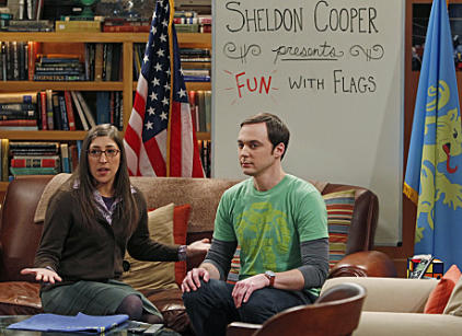 Watch The Big Bang Theory Season 5 Episode 14 Online