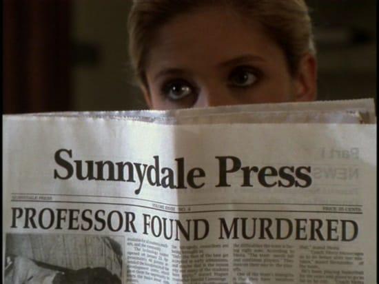 Sunnydale, California - Buffy the Vampire Slayer
