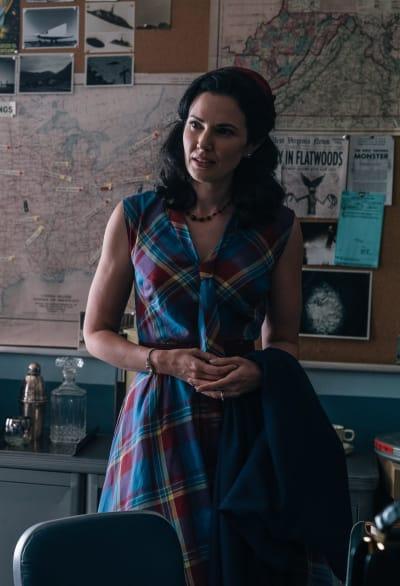 Mimi the Traitor - Project Blue Book Season 2 Episode 3