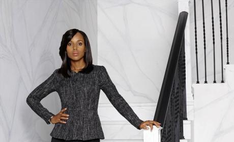 Kerry Washington as Olivia Pope Season 4 - Scandal