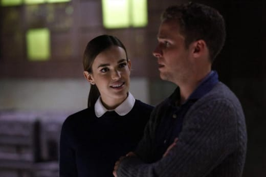Fitz and His Imaginary Friend - Agents of S.H.I.E.L.D. Season 2 Episode 5