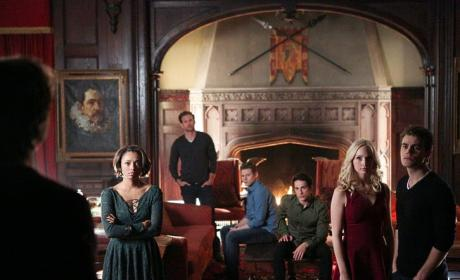 TVD Season Finale Photo - The Vampire Diaries
