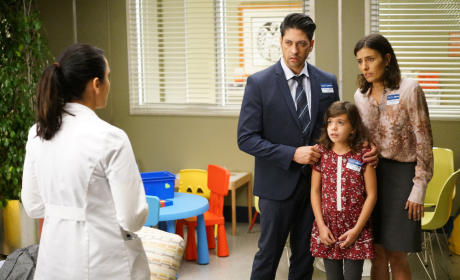 Not an Easy Task - Grey's Anatomy Season 12 Episode 4