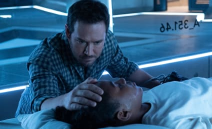 The Passage Season 1 Episode 8 Review: You Are Not That Girl Anymore