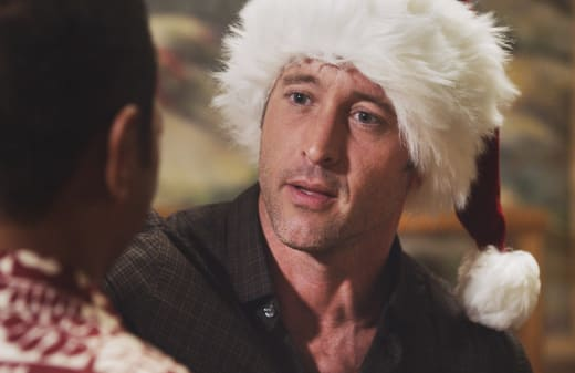 Holiday McGarrett - Hawaii Five-0 Season 8 Episode 10