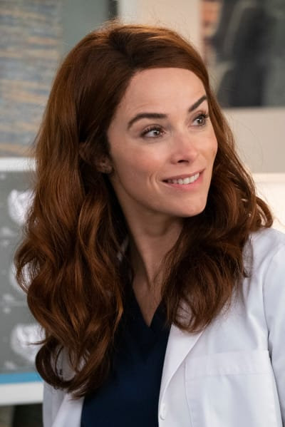 Megan Returns - Grey's Anatomy Season 15 Episode 20