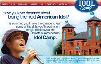 American Idol Camp