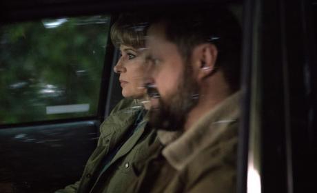 Mary wakes up - Supernatural Season 12 Episode 12