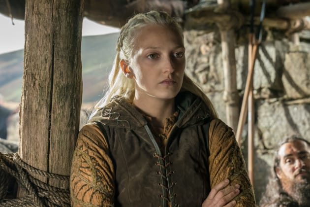 Torvi - Vikings Season 5 Episode 11