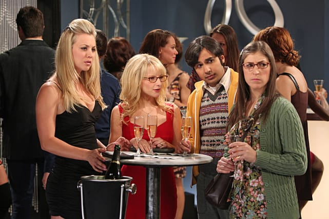 "Dec. 2nd: ""Santa Simulation"" - The Big Bang Theory"