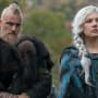Bjorn and Lagertha - Vikings Season 5 Episode 13
