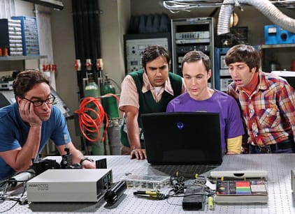 Watch The Big Bang Theory Season 8 Episode 5 Online
