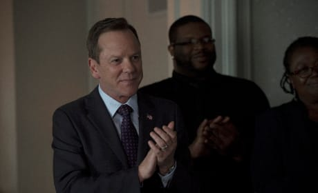 A Happy President - Designated Survivor Season 1 Episode 19