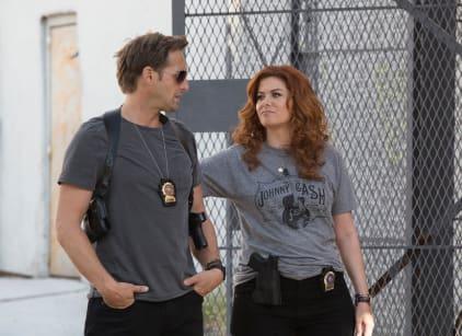 Watch The Mysteries of Laura Season 2 Episode 6 Online