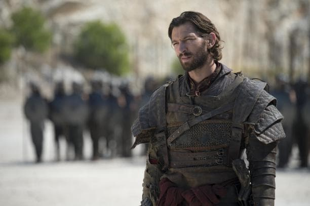 Michael Huisman on Game of Thrones