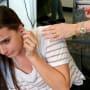 Sophia with an Earring