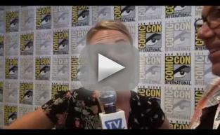 Leah Pipes is Very Mad at TV Fanatic