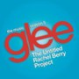 Glee cast glitter in the air