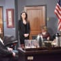 Chloe Shows Up At Nicole's Hearing - Days of Our Lives