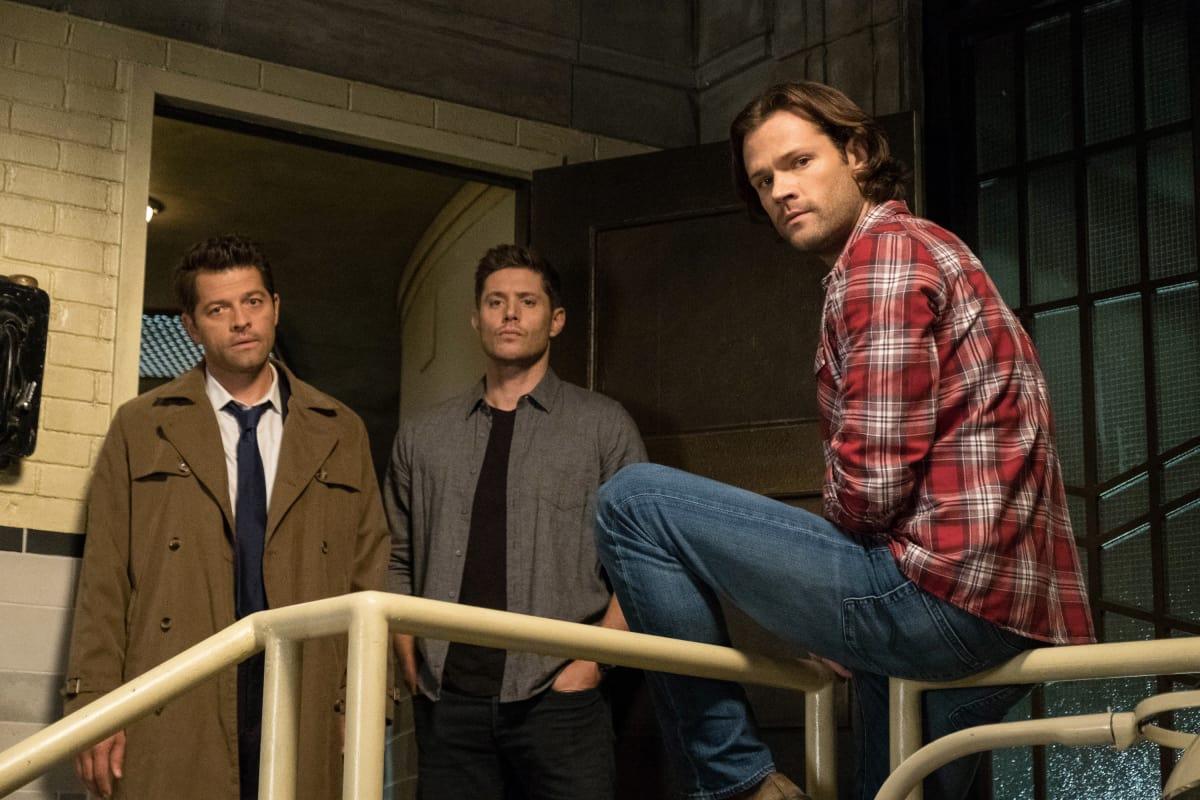 Supernatural to End After Season 15!!