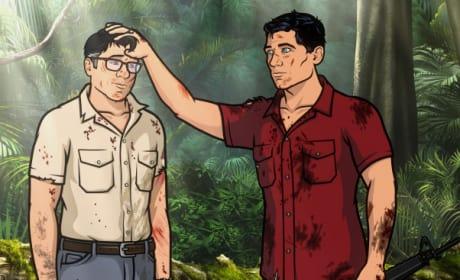 Archer Goes Wild